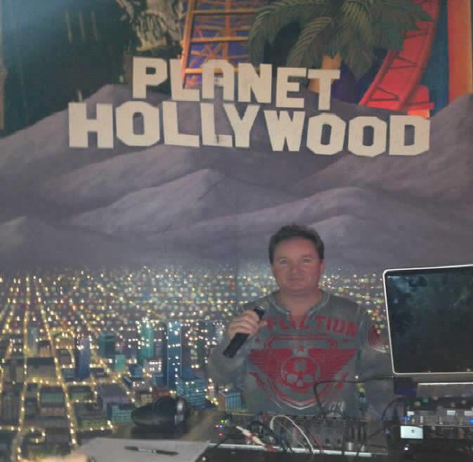DJ Chris James Nightclub DJ