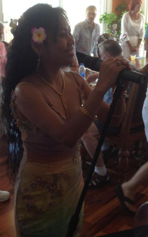 Ms. Joy Singing
