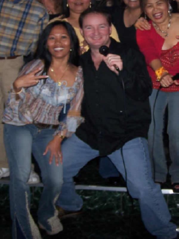 Chris James & Ms. Joy