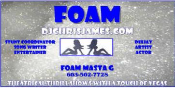 Foamy G