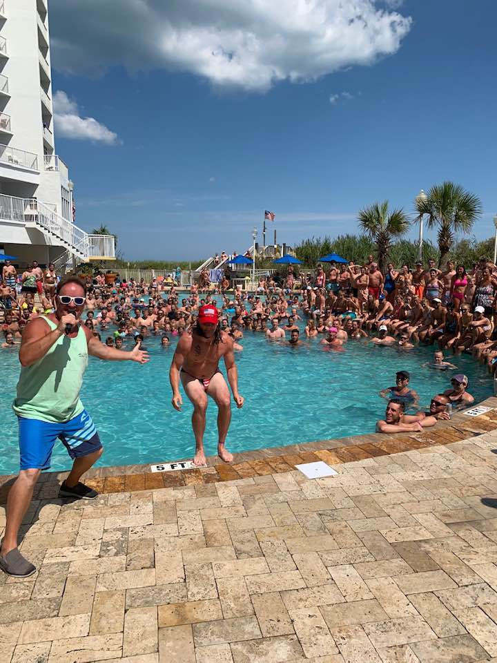 2019 Belly Flop Contest